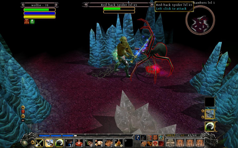 Din's Curse screenshot