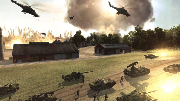 world in conflict windows 7