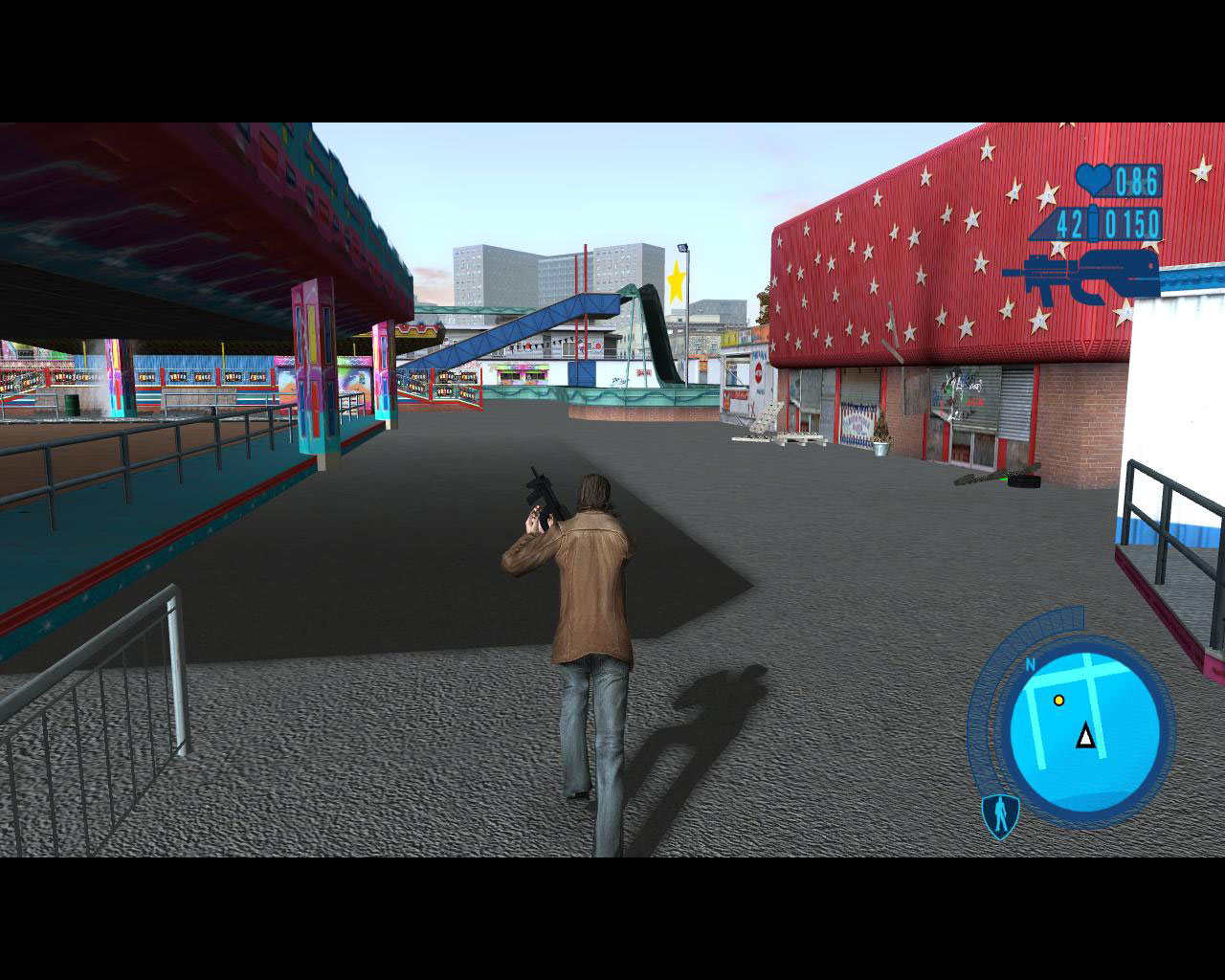 Driver Parallel Lines screenshot