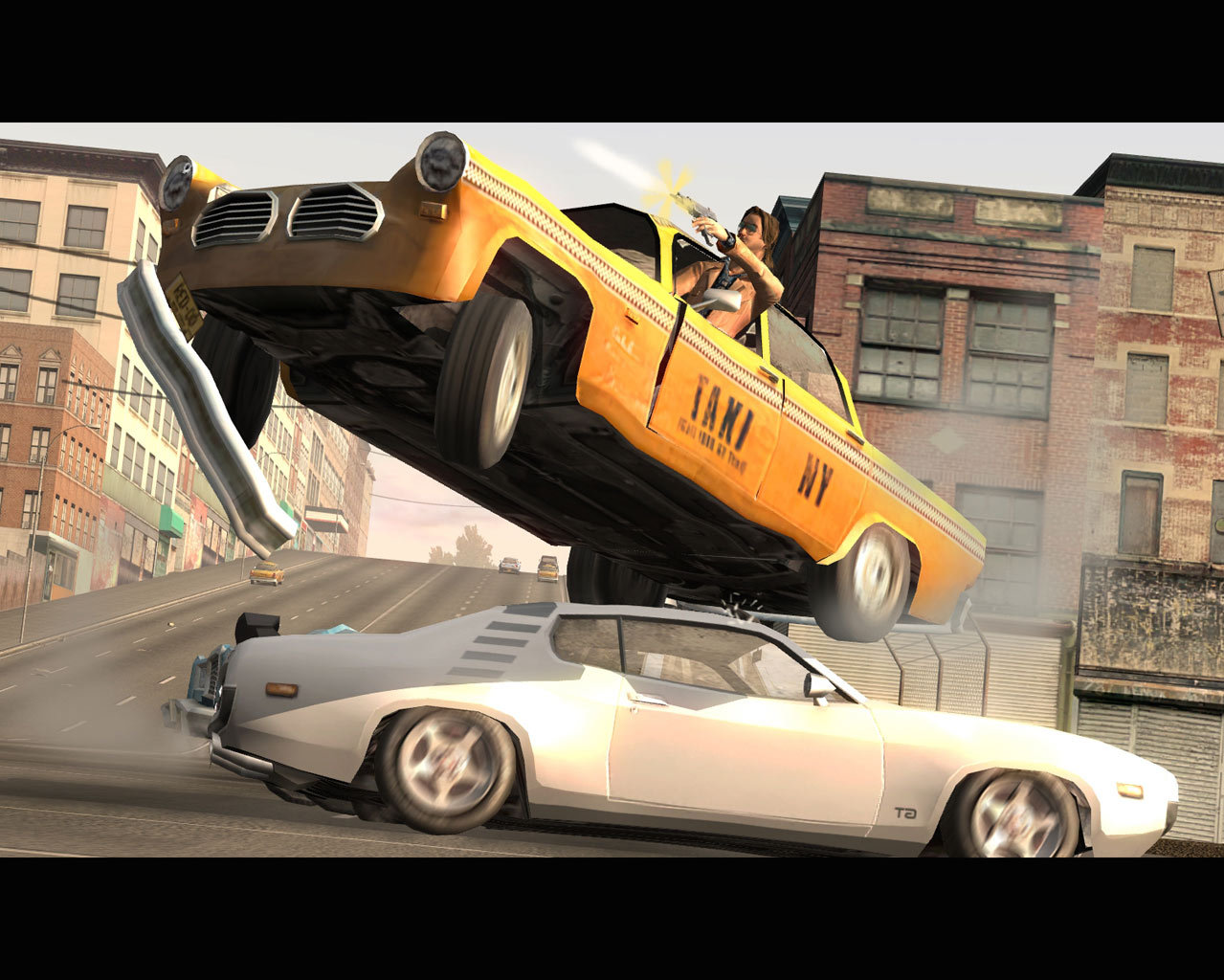 Driver: Parallel Lines screenshot 1