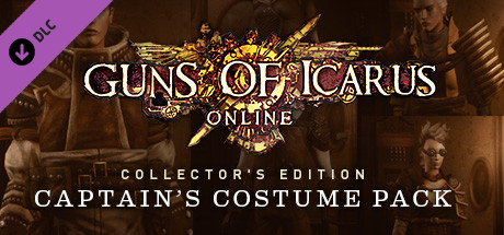 Guns of Icarus Online Costume Pack Steam DLC