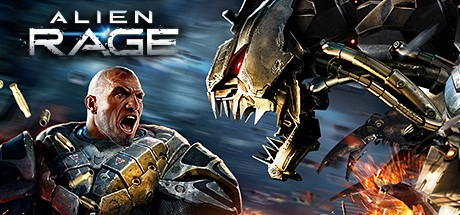 Alien Rage - Unlimited game image