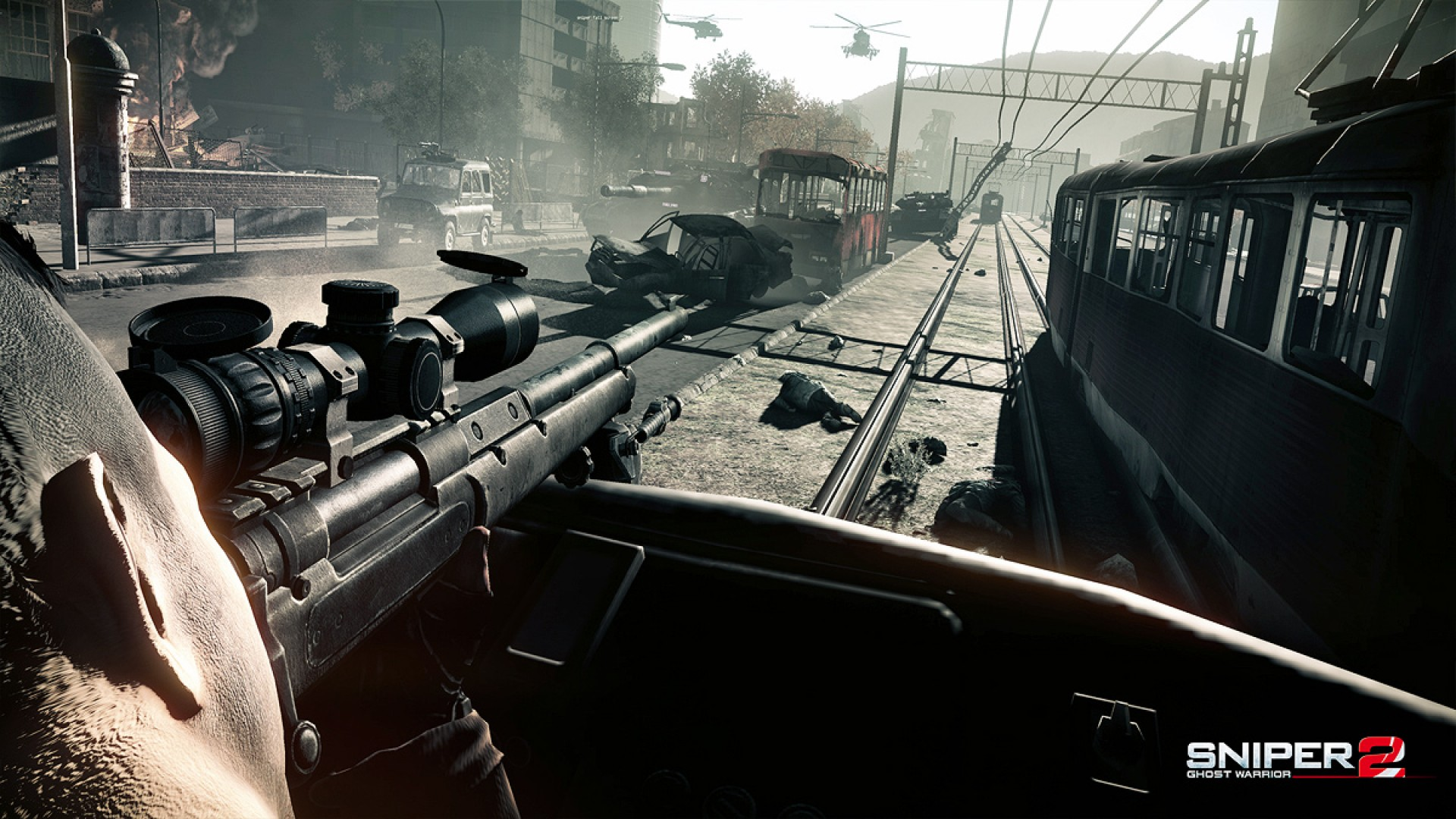 Sniper Ghost Warrior 2: Digital Extras screenshot