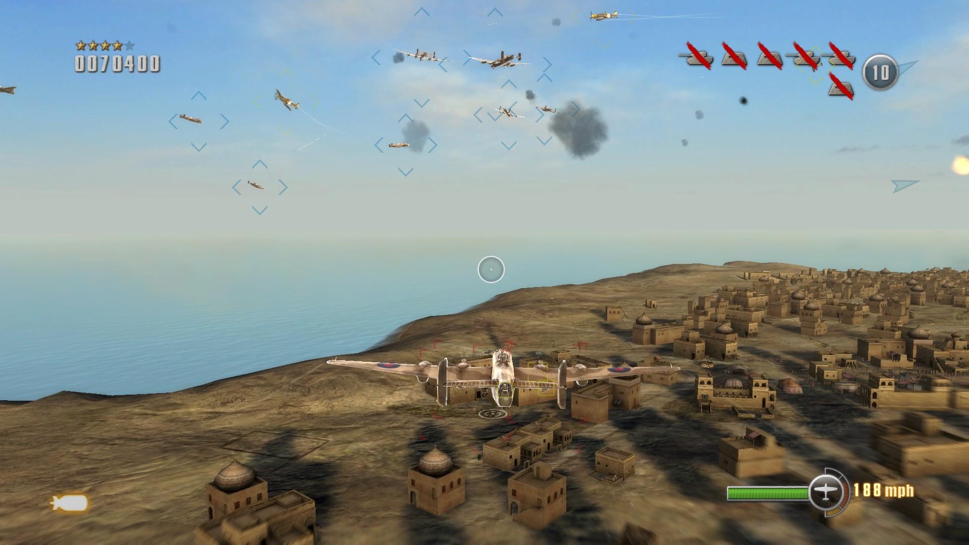 Dogfight 1942 Fire Over Africa screenshot