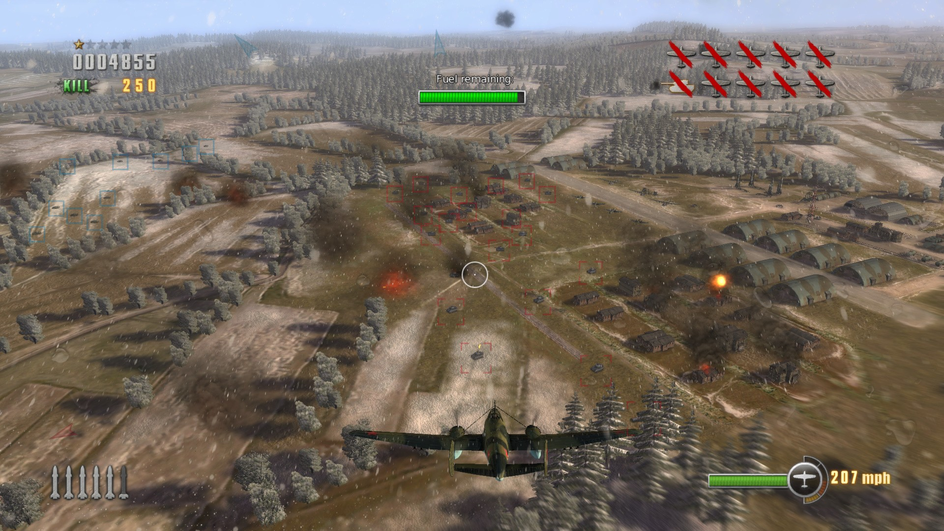Dogfight 1942 Russia Under Siege screenshot