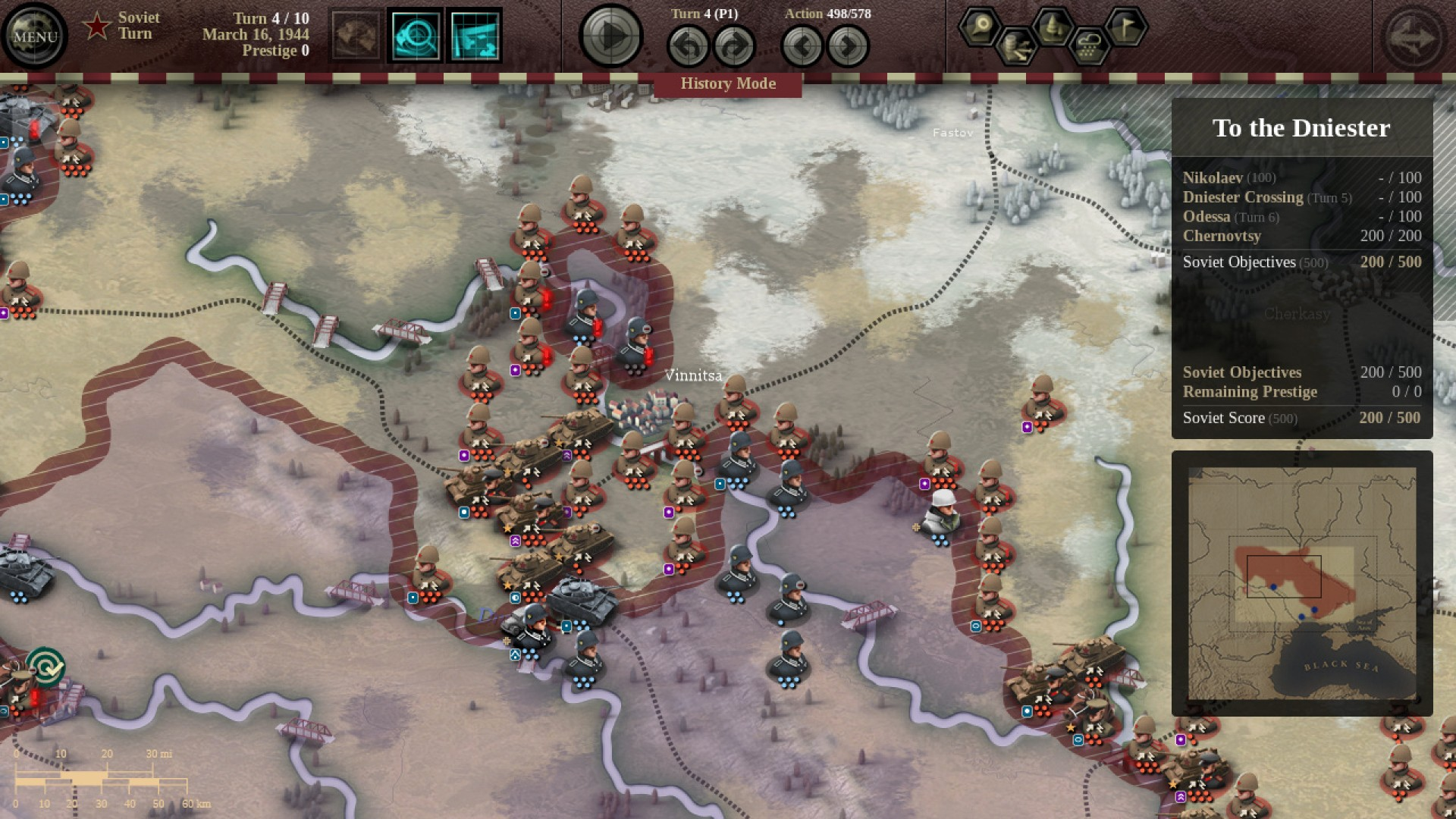 Unity of Command - Red Turn DLC screenshot