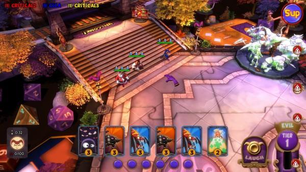 скачать игру Dungeonland - фото 7