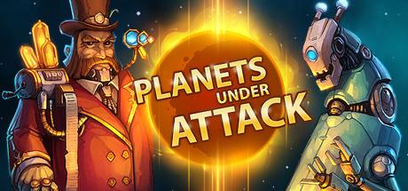 [249p] Planets Under Attack [Коллекционные карточки / Steam key]