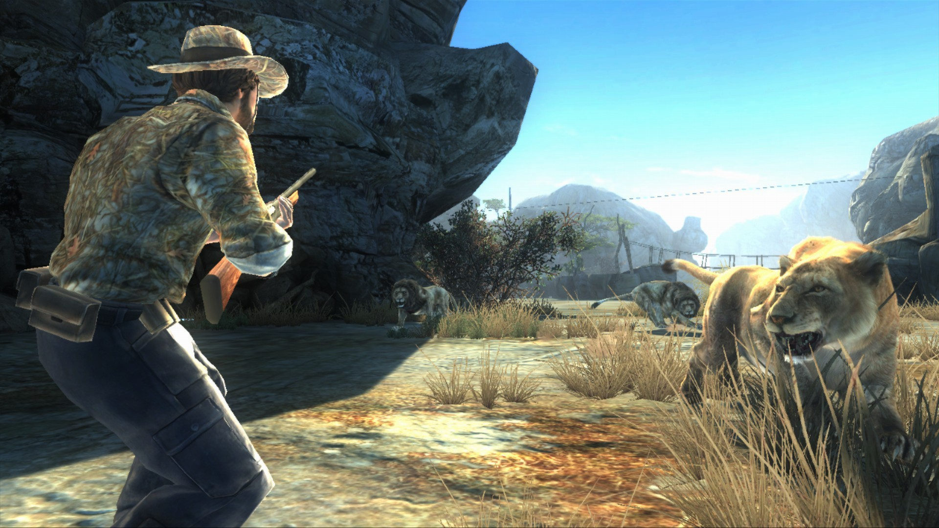 Cabela's Dangerous Hunts 2013 [2012|Eng|Multi4]