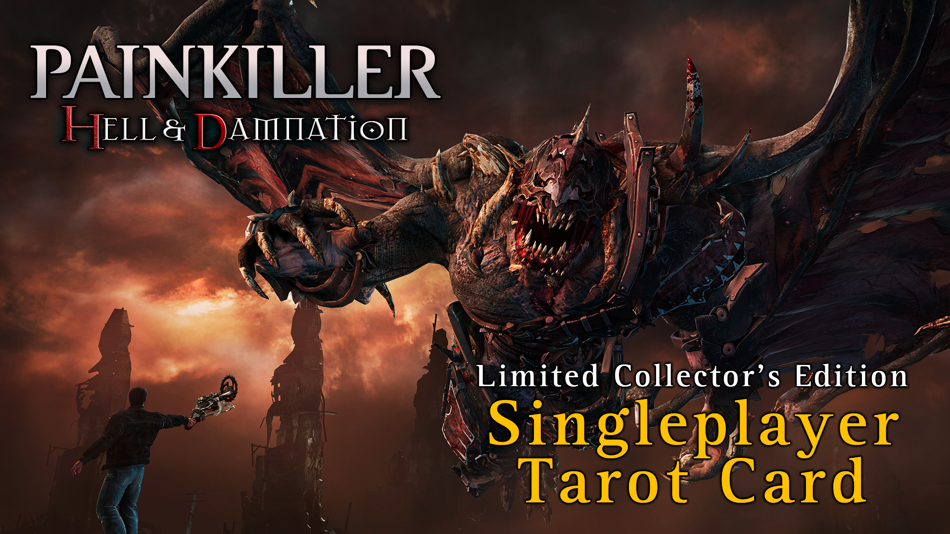 Painkiller Hell & Damnation: Singleplayer Tarot Card Pack screenshot