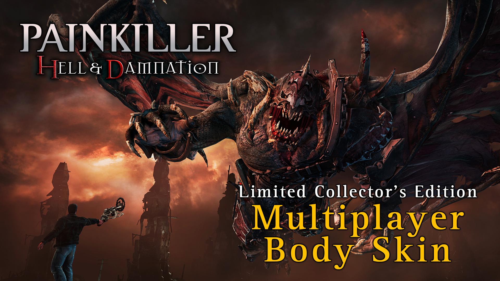 Painkiller Hell & Damnation: Multiplayer Body Skin Pack screenshot