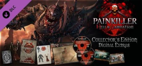 Painkiller Hell & Damnation Digital Extras