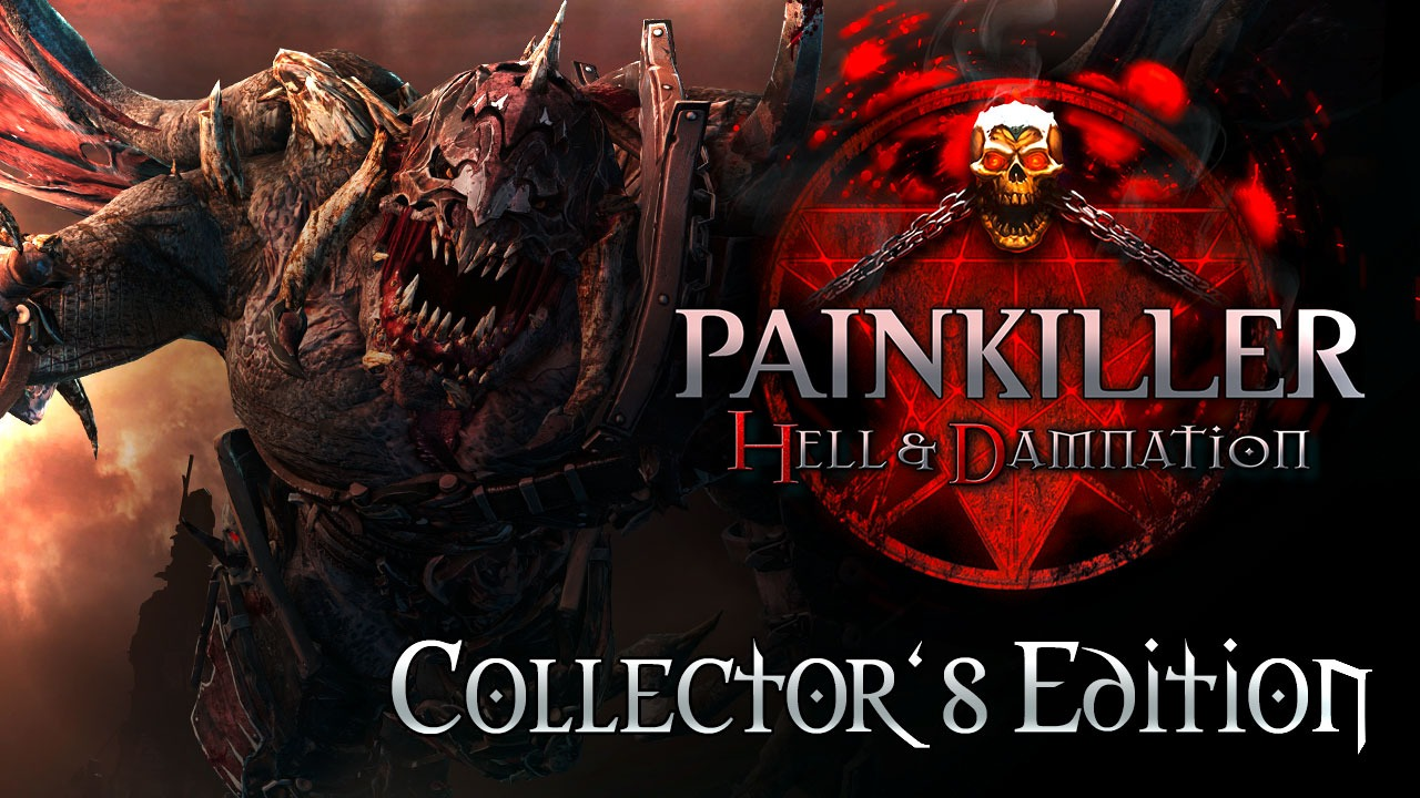 Painkiller Hell & Damnation Digital Extras screenshot