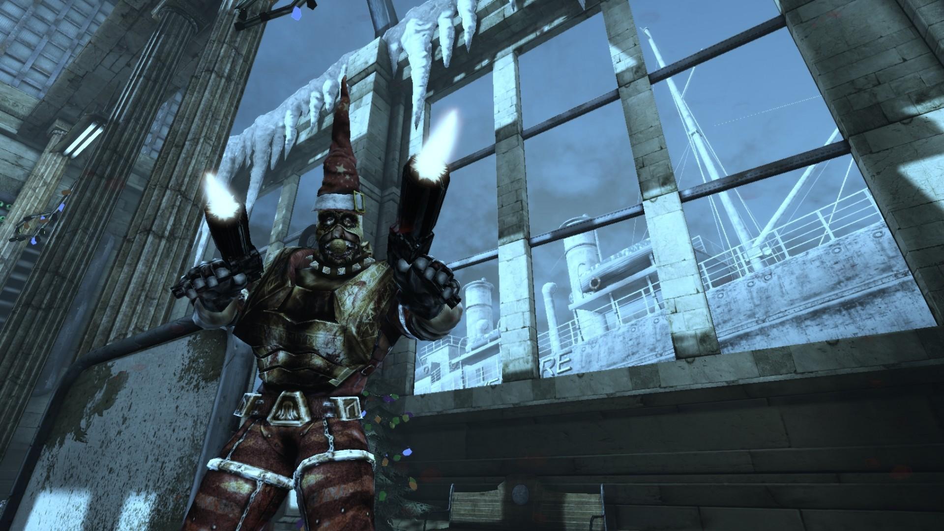 Painkiller Hell & Damnation: Satan Claus DLC screenshot