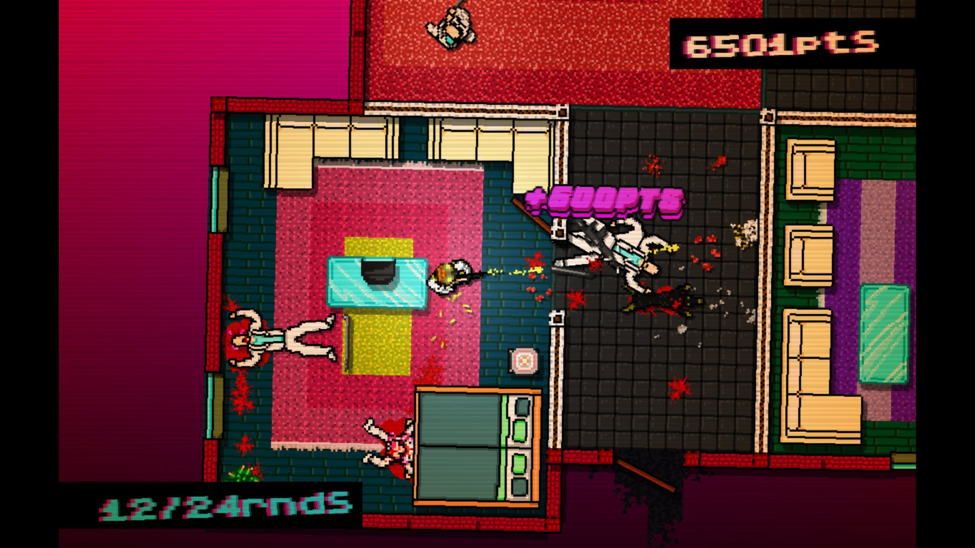 Hotline Miami screenshot 1