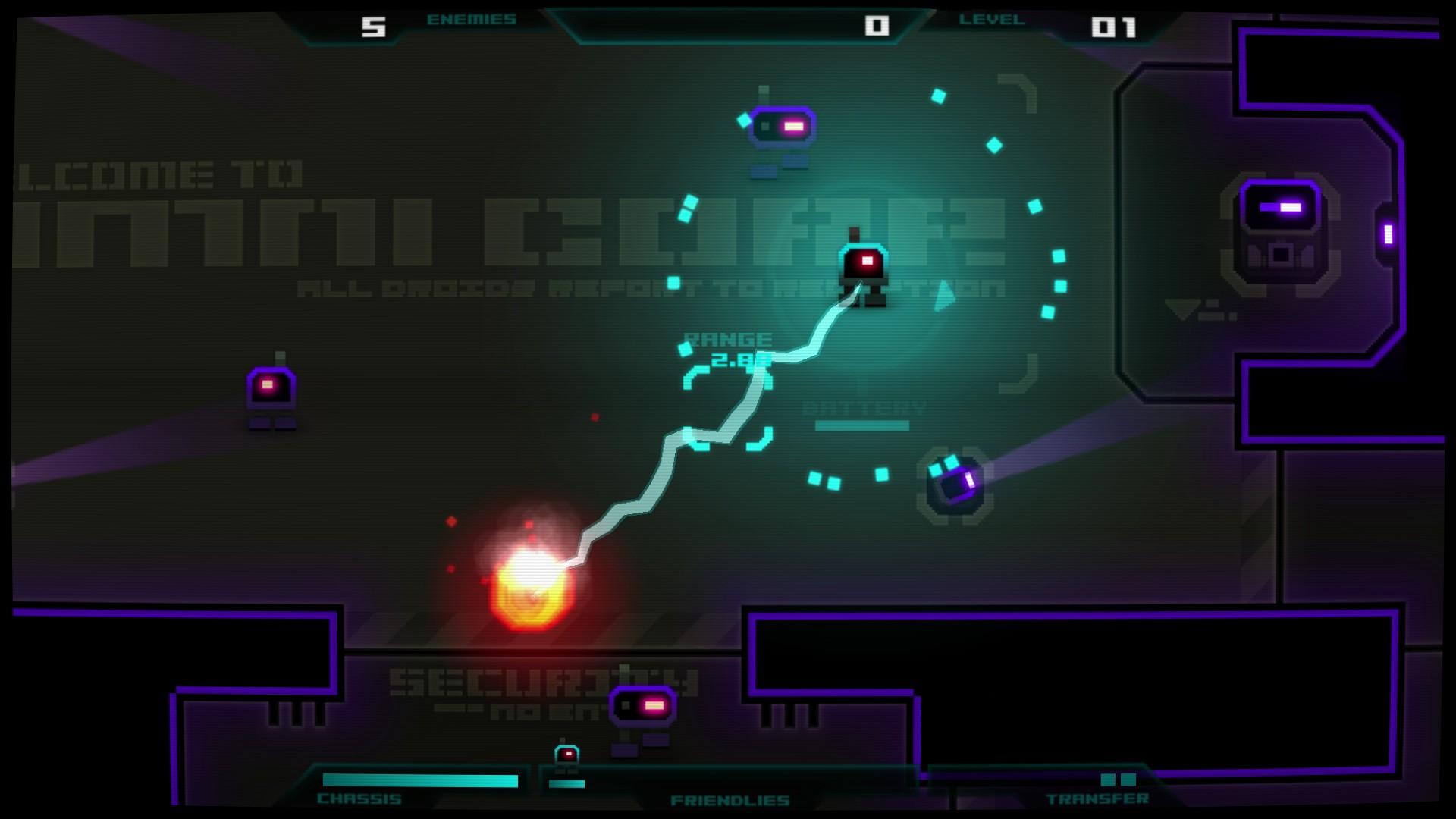 Droid Assault screenshot