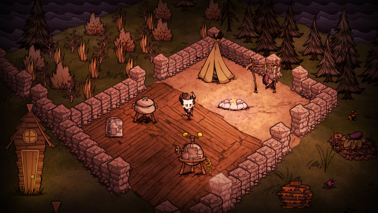 Don't Starve Alone Pack screenshot 1