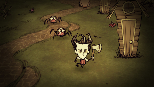 Don't Starve PC RePack+2DLCs Download