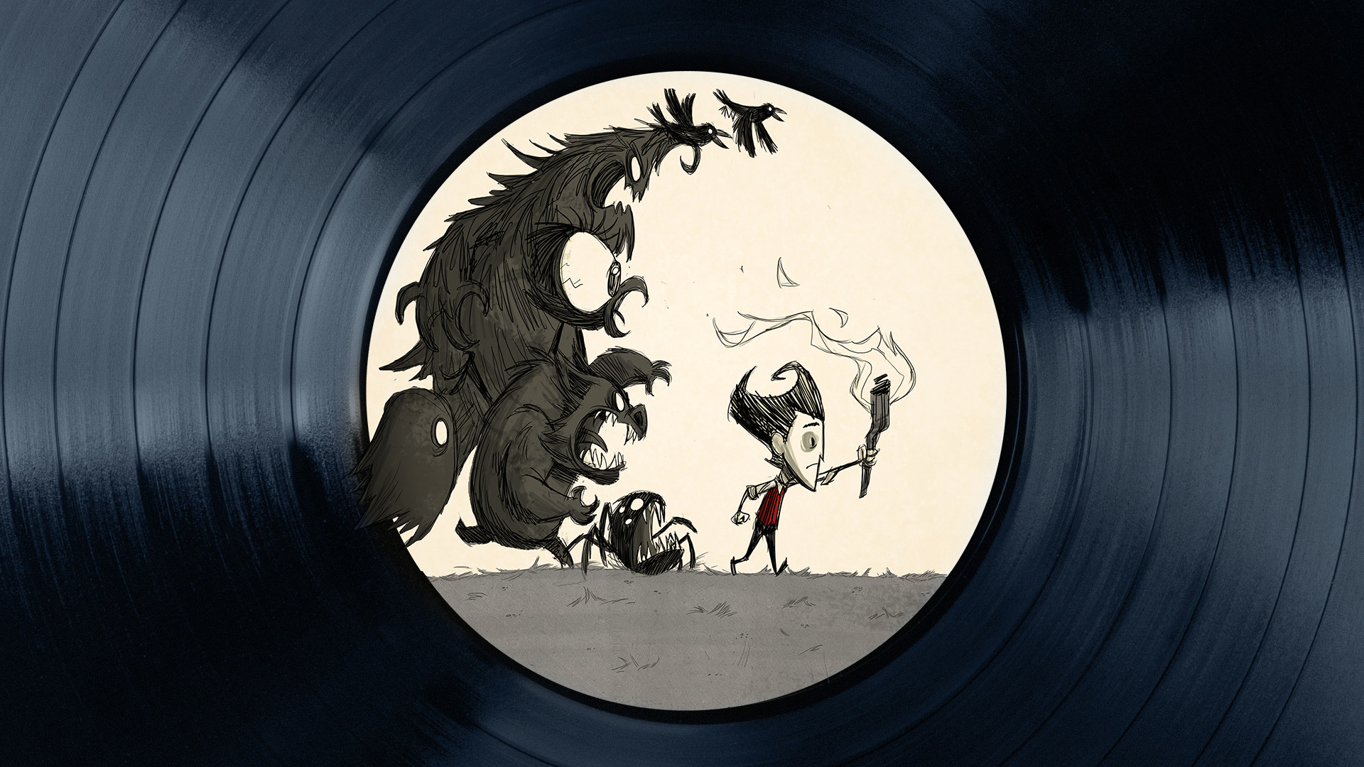 Don't Starve Soundtrack screenshot