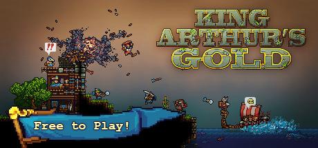 King Arthur's Gold game image