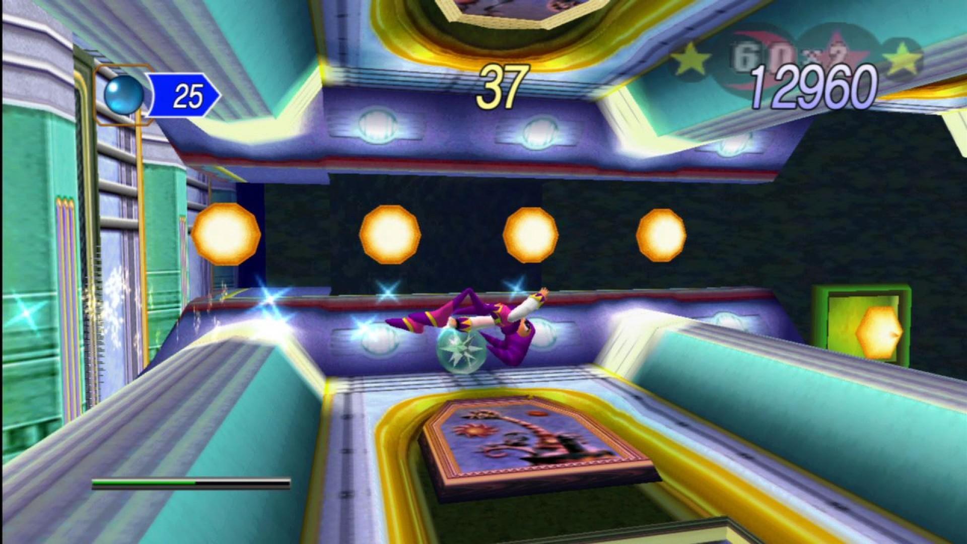 NiGHTS Into Dreams screenshot