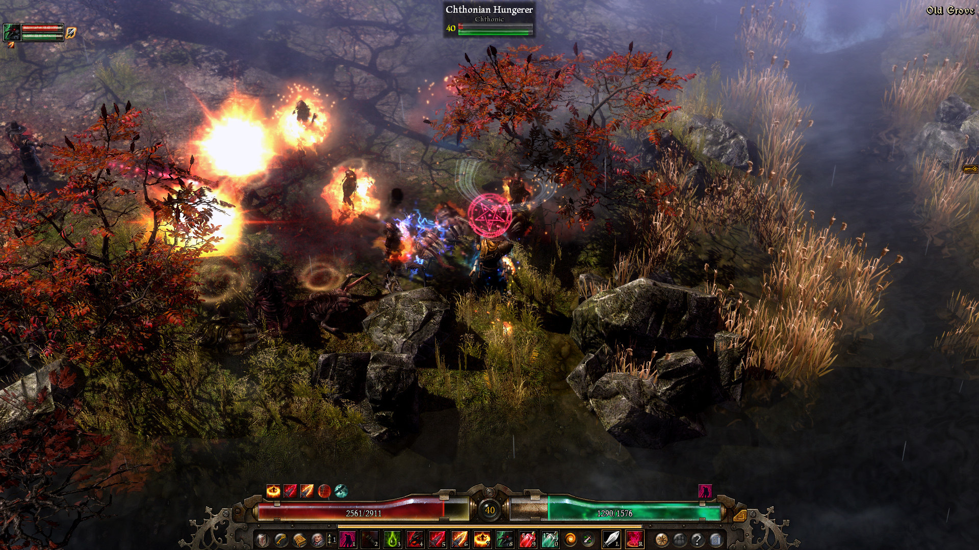 Grim Dawn screenshot 1