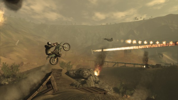 Скриншот игры [Аккаунт] Trials Evolution: Gold Edition