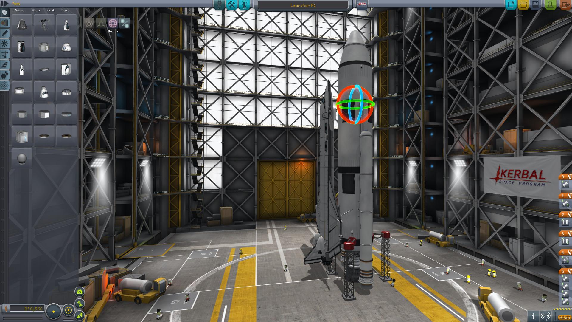 Kerbal Space Program (2015) скачать торрент