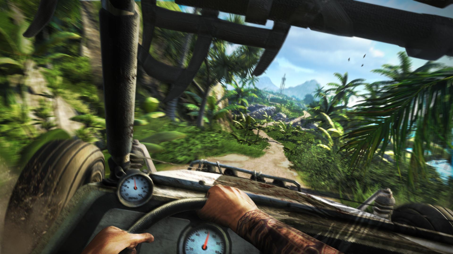 Скачать игры через торрент Far Cry 3 All Dlc