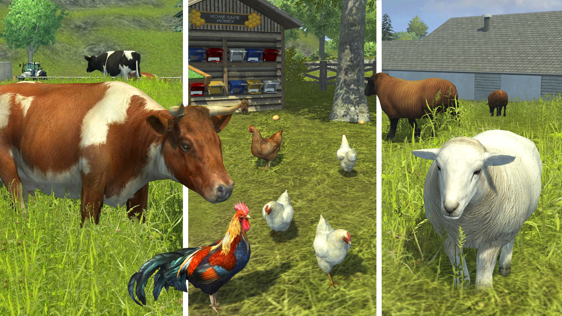 Farming simulator 2013 titanium edition on steam for Animal decoration games
