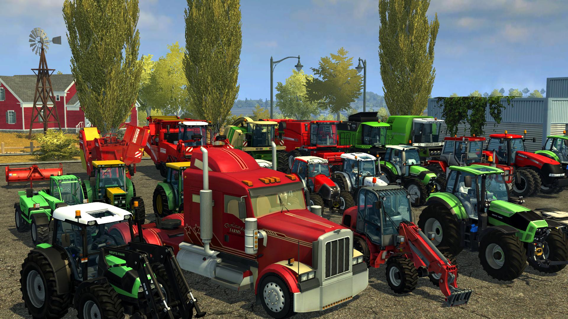 Farming Simulator 2013 Titanium Edition screenshot