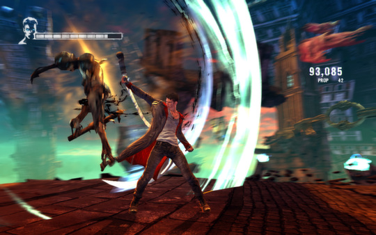 DmC Devil May Cry Complete Edition PC-PROPHET