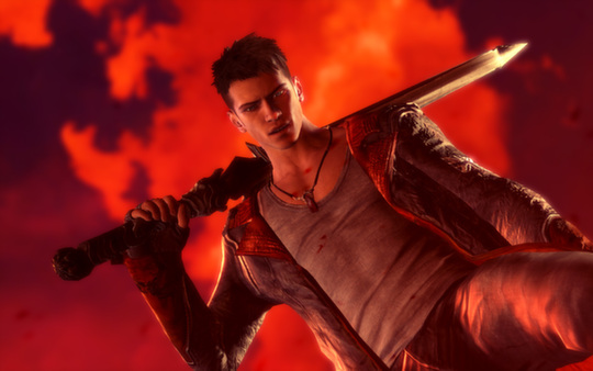 The plot in DmC: Devil May Cry focuses on Dante