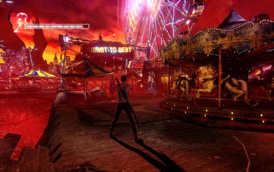 DmC:DevilMayCry スクリーンショット8