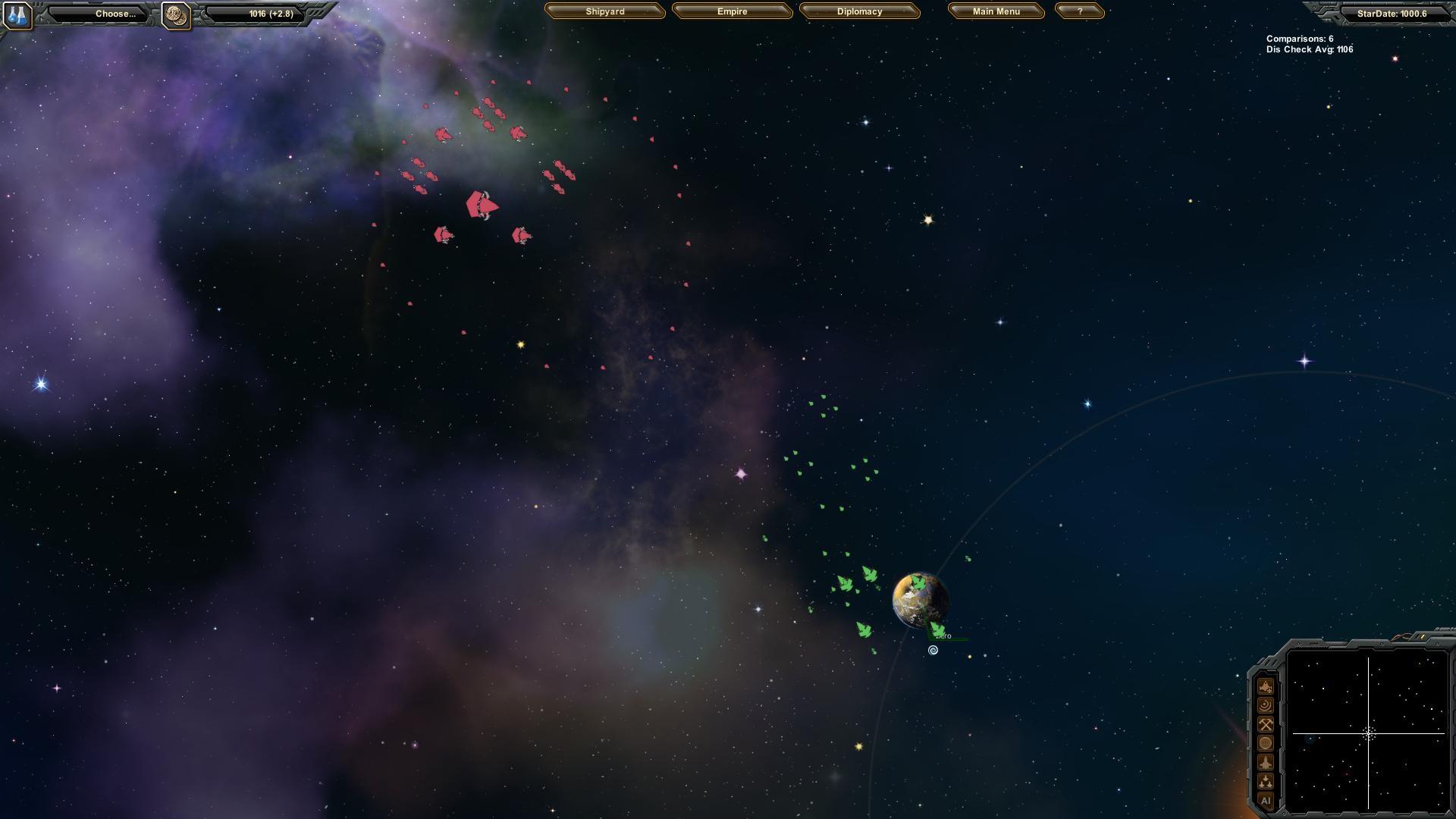 StarDrive screenshot