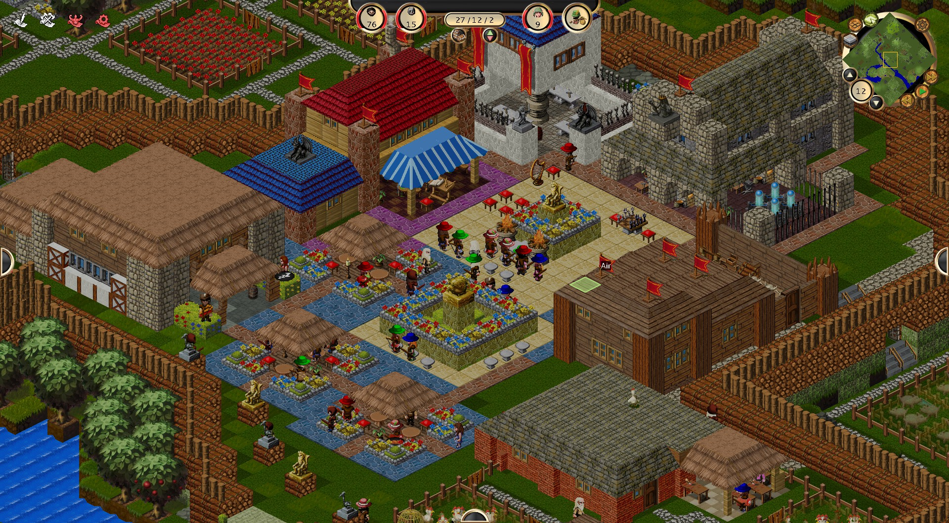 How To Rotate Building In Age Of Empires