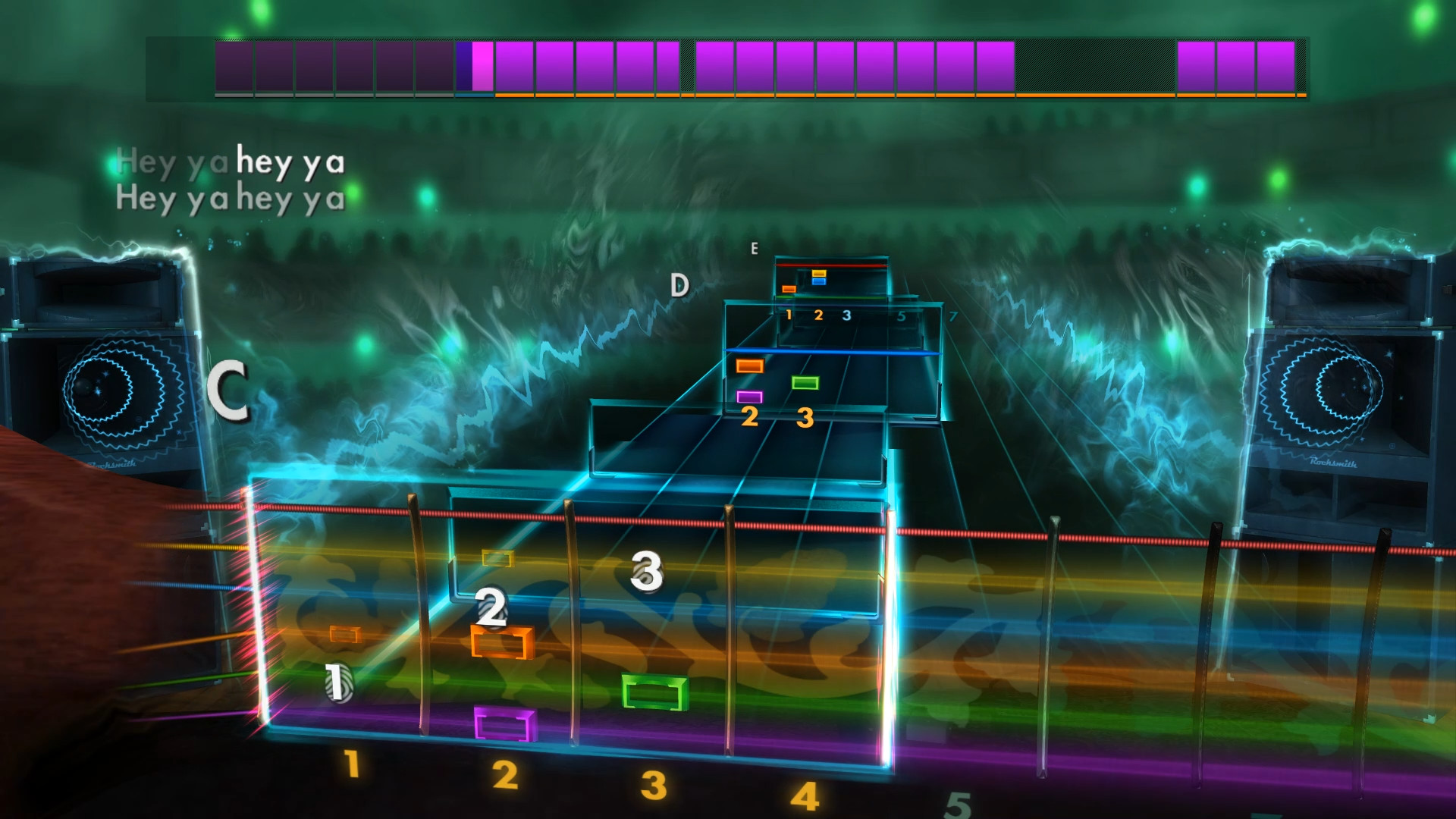 Rocksmith 2014 Edition - Remastered screenshot