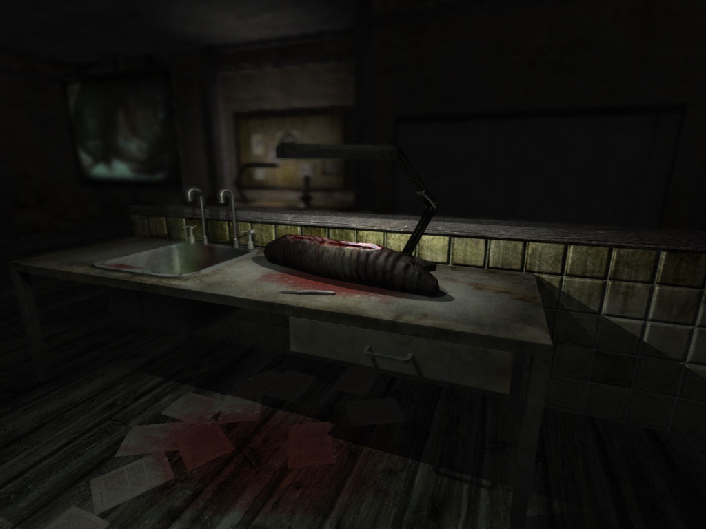 Penumbra Overture screenshot