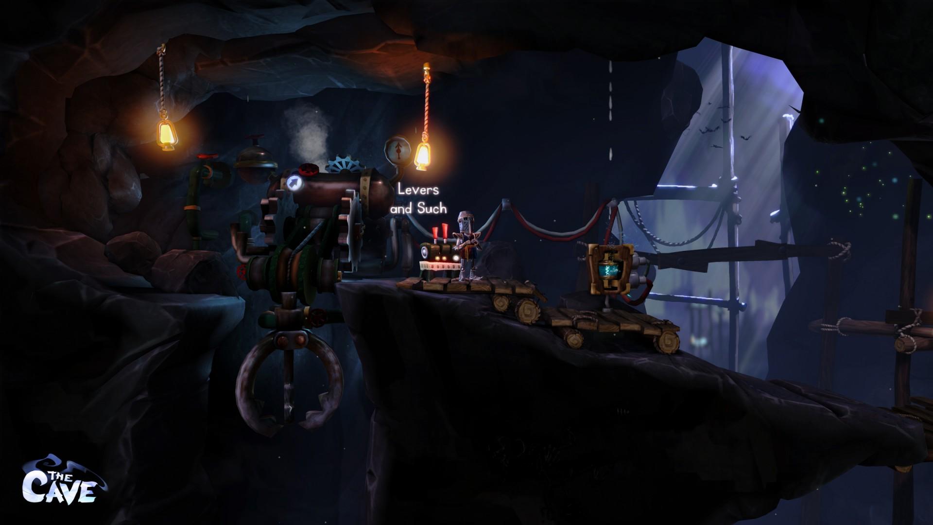 The Cave (RUS|ENG) [RePack] от R.G. Механики