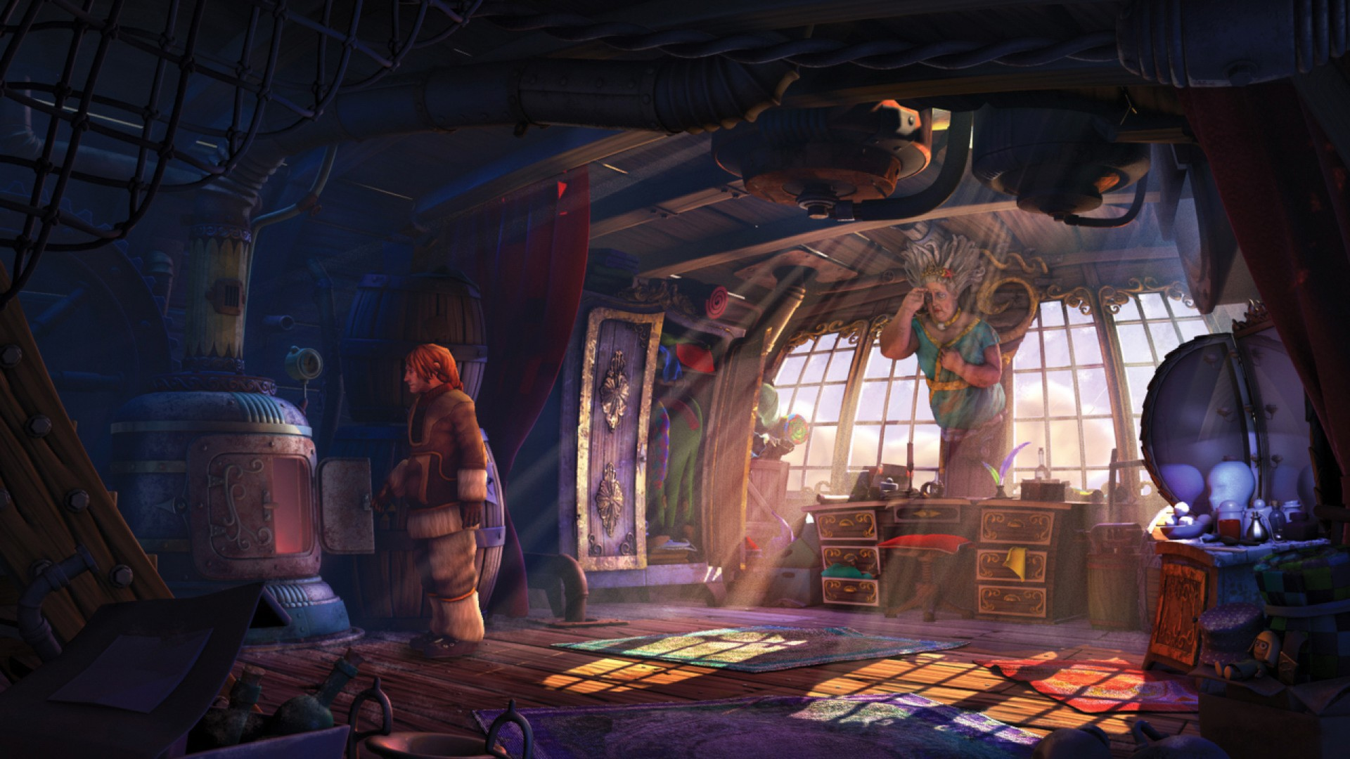 The Book of Unwritten Tales: The Critter Chronicles screenshot 2