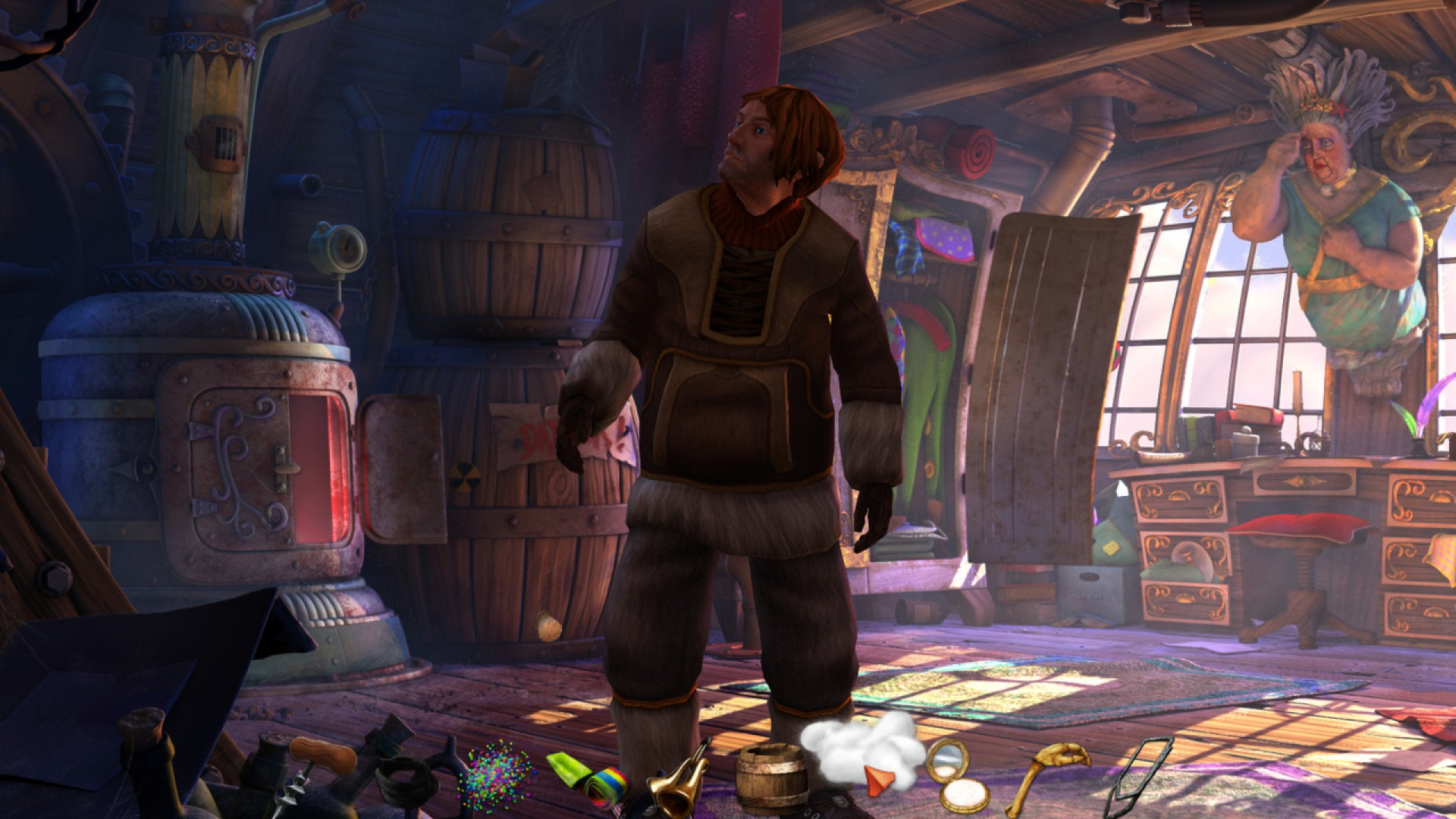 The Book of Unwritten Tales: The Critter Chronicles screenshot 3