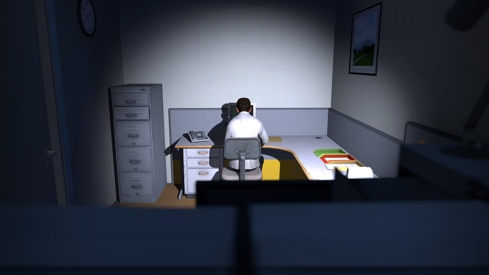The Stanley Parable screenshot