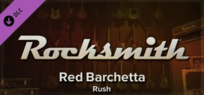 Rocksmith - Rush - Red Barchetta