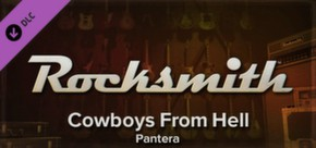 Rocksmith - Pantera - Cowboys From Hell