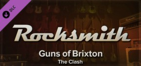 Rocksmith - The Clash - Guns of Brixton