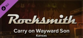 Rocksmith - Kansas - Carry On Wayward Son