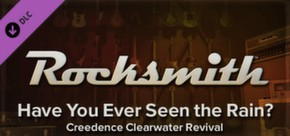 Rocksmith - Creedence Clearwater Revival - Have You Ever Seen the Rain?