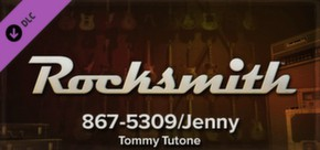 Rocksmith - Tommy Tutone - 867-5309/Jenny