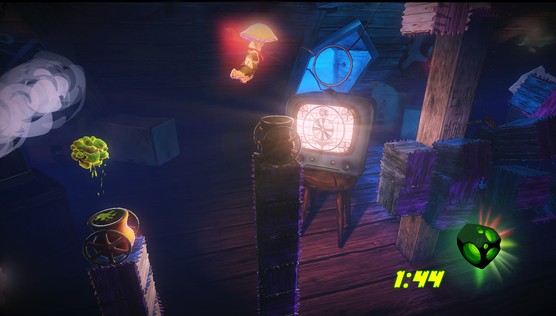 Mushroom Men: Truffle Trouble (2015) PC | RePack от R.G. Механики