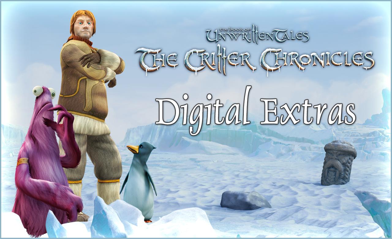 The Book of Unwritten Tales: Critter Chronicles Digital Extras screenshot